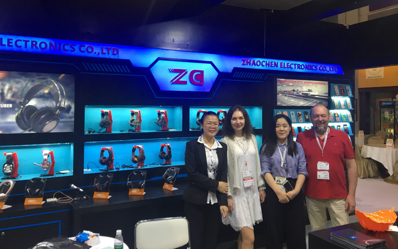 Inside Look at ZC April HongKong Global Sources Fair Exhibitions
